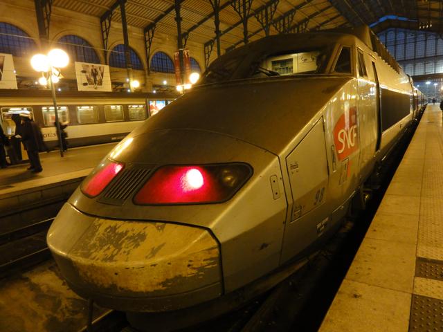5/1/2011 - TGV Gare du Nord, Paris