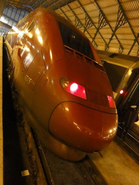 5/1/2011 - Paris, Gare du Nord, Thalys