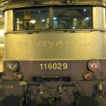 5/1/2011 - Paris, Gare du Nord, Locomotive