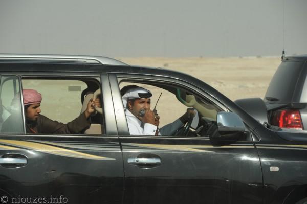 Qatar course de chameaux